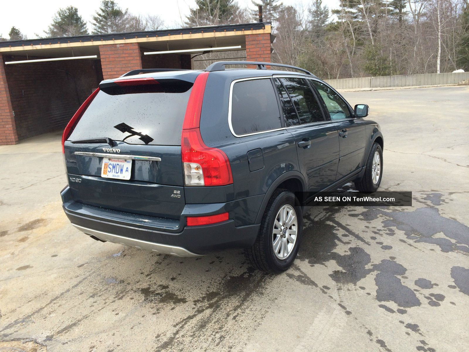 2008 volvo xc90 3 2 awd suv remarkable shape all around. Black Bedroom Furniture Sets. Home Design Ideas