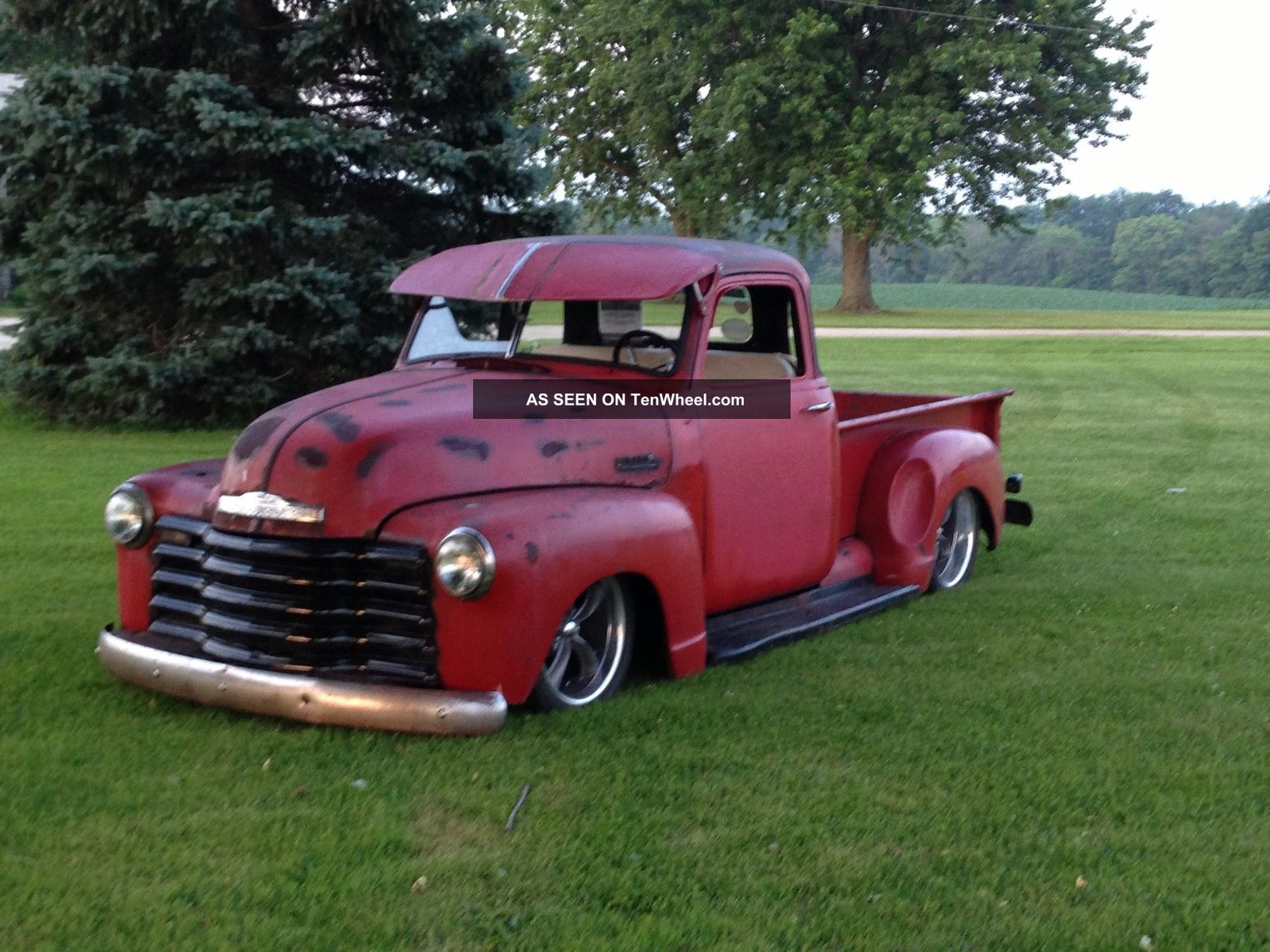 1953 chevrolet 3100 5 window truck pickup rat rod for 1953 chevy 5 window pickup