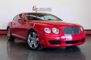 2006 Bentley Continental Gt Coupe Twin Turbo 552hp Rare Color See Video photo