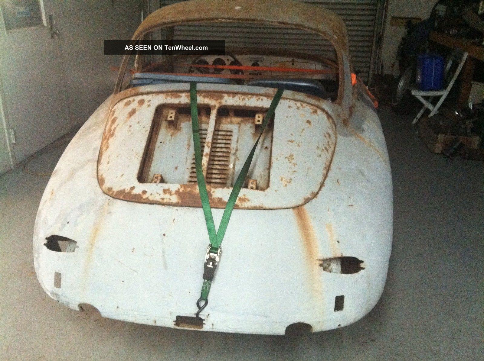 1963 Porsche 356 B 356 photo