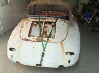 1963 Porsche 356 B photo
