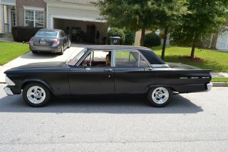 1962 Ford Fairlane 500 photo