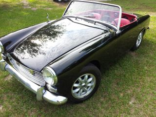 1963 Austin Healey Sprite Mk Ii - Convertible Roadster - photo
