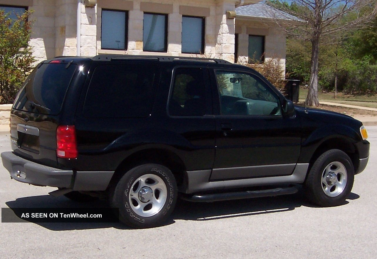 2003 ford explorer sport xlt v 6 explorer sport photo 2. Cars Review. Best American Auto & Cars Review