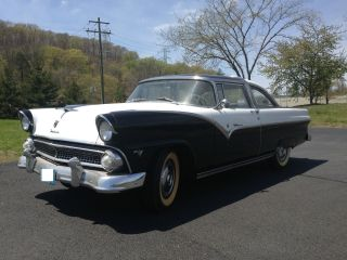 1955 Fairlane Crown Victoria photo