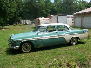 Antique Classic 1956 56 Desoto Firedome With A 330 Hemi Complete Car photo