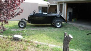 1936 Ford Cabriolet photo