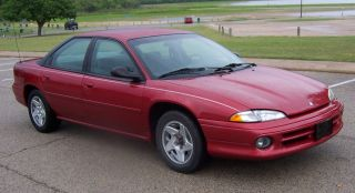 1997 Dodge Intrepid - Inside And Out photo