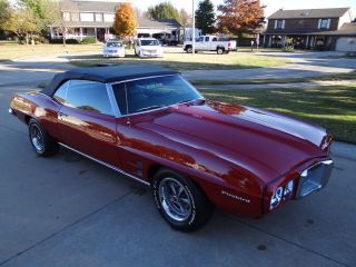 1969 Pontiac Firebird Convertable photo
