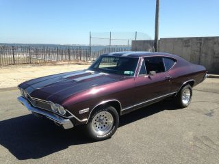 1968 68 Chevy Chevelle True Ss 454 Big Block Hard Top photo