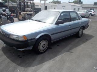1987 Toyota Camry photo