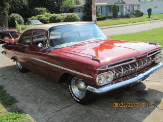 1959 Chevrolet 2 Dr.  Biscayne photo