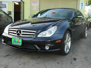 2006 Mercedes - Benz Cls55 Amg Loaded photo