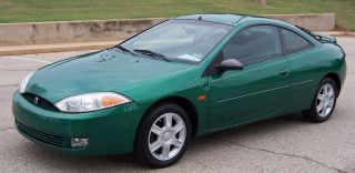 2002 Mercury Cougar V / 6 - Looks Runs And Drives photo