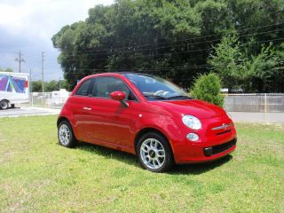 2012 Fiat 500 Convertible photo