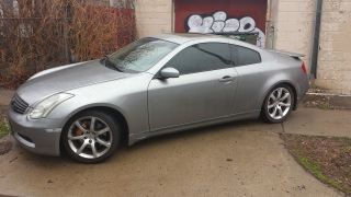 2004 Infiniti G35 Coupe Brembo Edition / Manual photo