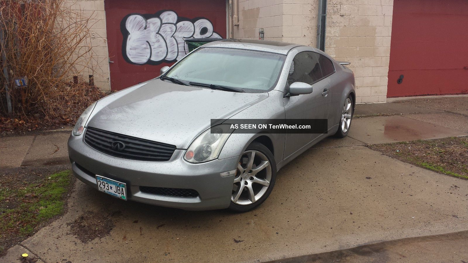 Infiniti G Coupe Brembo Edition Manual Lgw