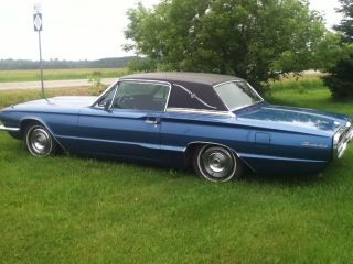 1966 Ford Thunderbird Base Hardtop 2 - Door 7.  0l photo