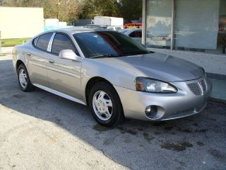 2007 Pontiac Grand Prix Base 4dr Sedan photo