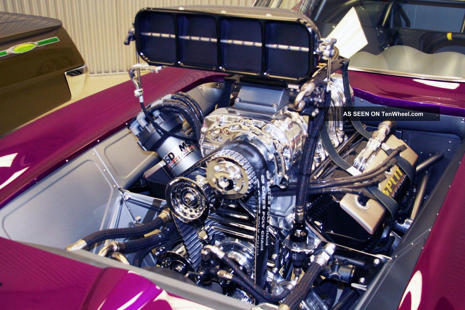 1963 Corvette Pro Street 513 Ci Keith Black Hemi Rad