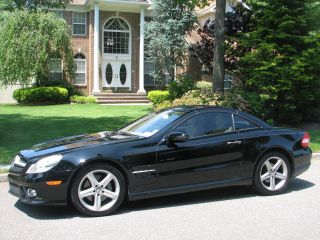 2009 Mercedes Benz Sl550 Fully Loaded photo