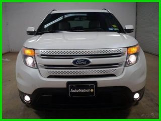 2012 Ford Explorer Limited Front Wheel Drive 3.  5l V6 24v Automatic photo