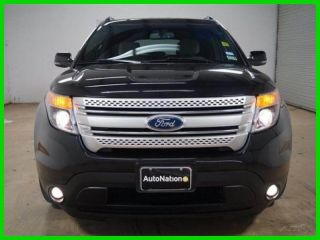 2012 Ford Explorer Xlt Front Wheel Drive 3.  5l V6 24v Automatic photo