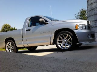 2004 Dodge Ram 1500 Srt 10 Viper Powered Pickup photo