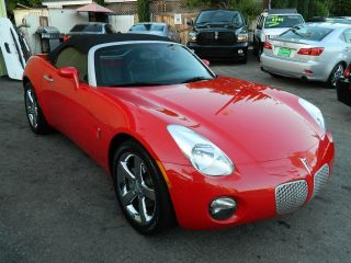 2006 Pontiac Solstice Hot Summer Fun photo