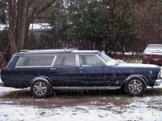 1966 Ford Station Wagon photo