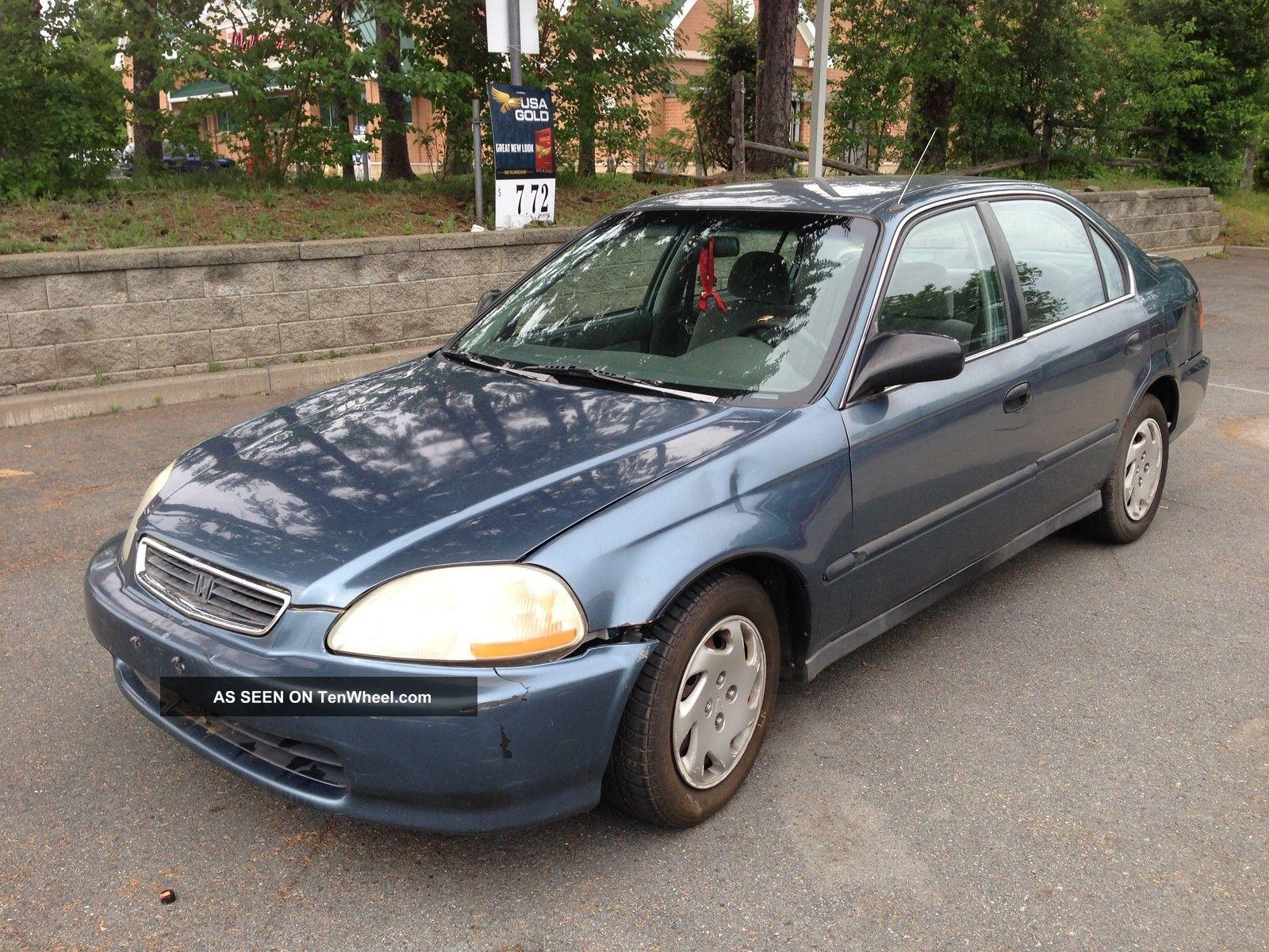 1997 honda civic for 1997 honda civic window trim