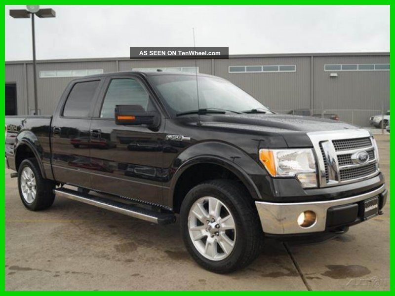 2011 ford f 150 lariat four wheel drive 5l v8 32v automatic. Black Bedroom Furniture Sets. Home Design Ideas