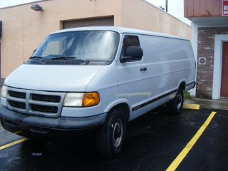 2002 Dodge Ram Van 3500 Showroom Condition,  Paint & Tires photo