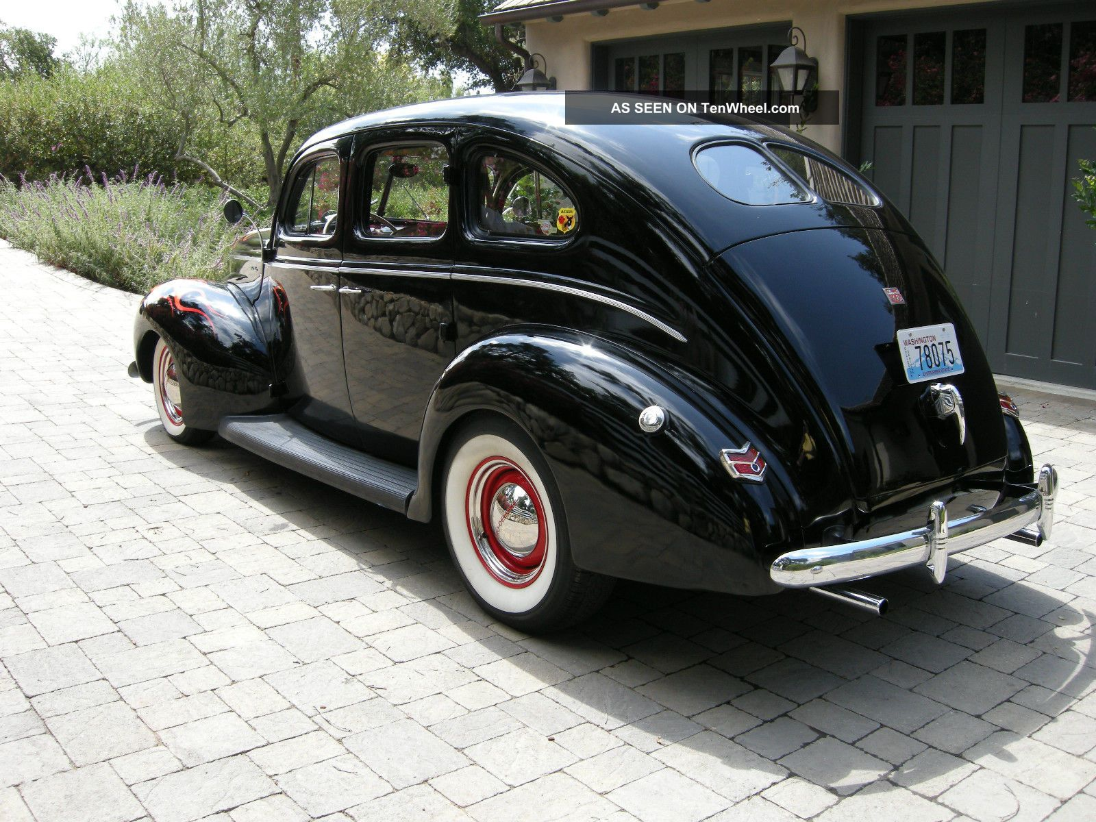 1940 ford 4 door sedan for 1940 dodge 4 door sedan