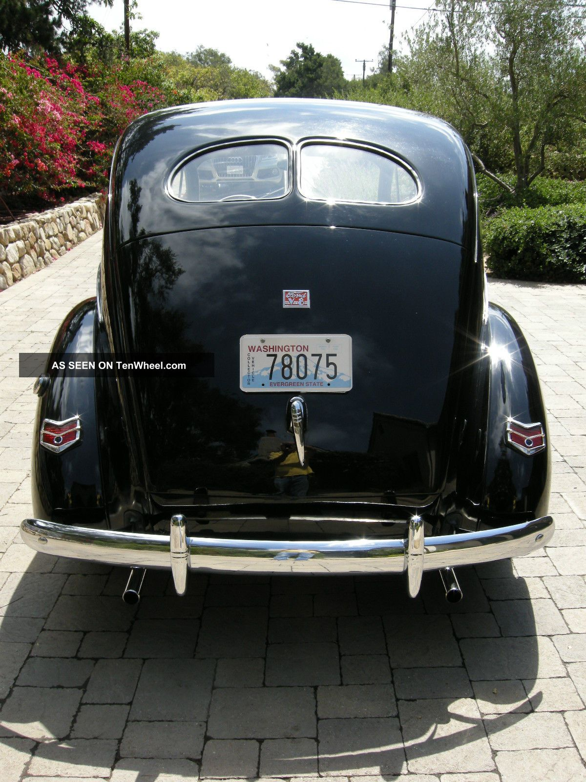 1940 ford 4 door sedan for 1940 door