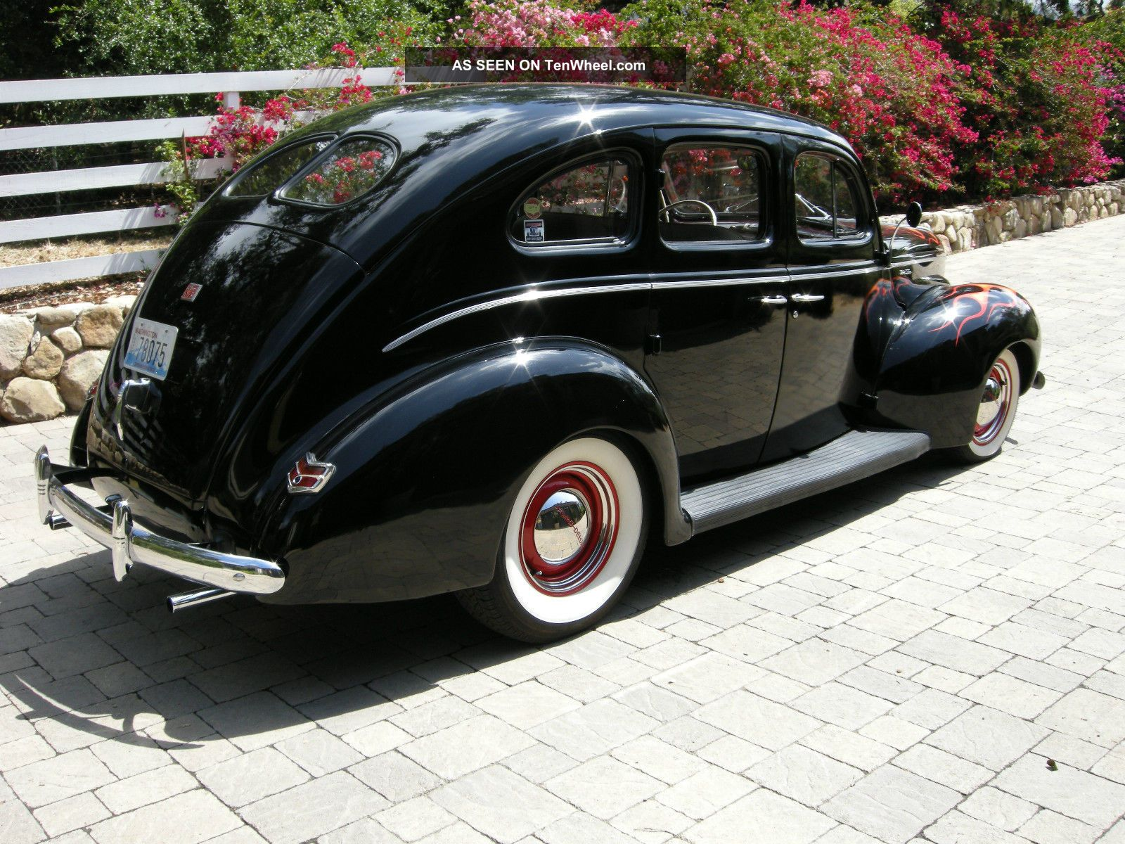 1940 ford 4 door sedan for 1940 chevrolet 4 door sedan