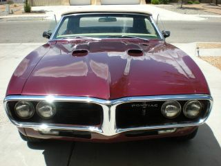 1967 Custom Pontiac Firebird 400 Convertible photo