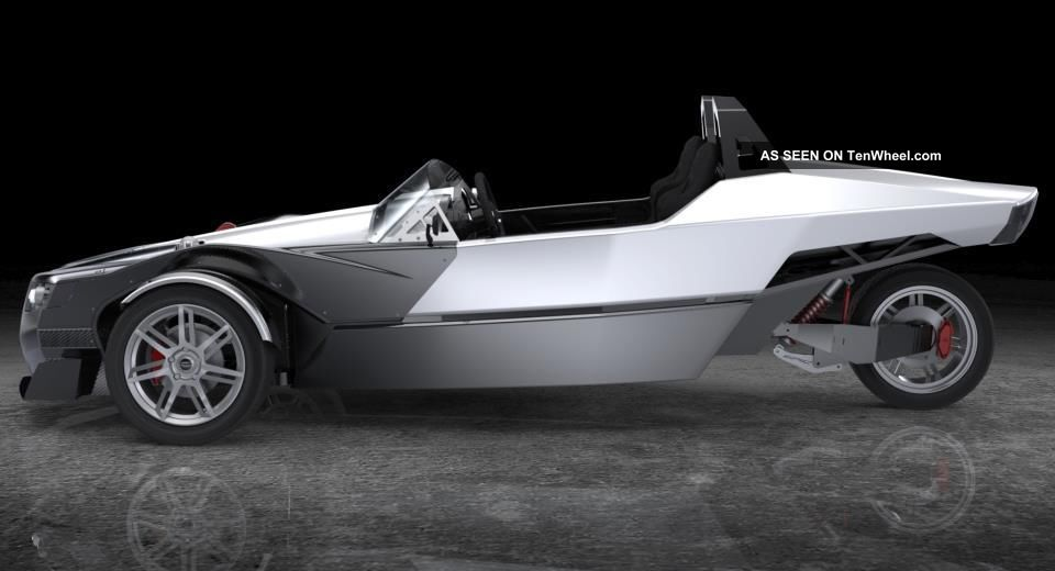2013 Torq 100% Electric - F1 Inspired Tesla photo