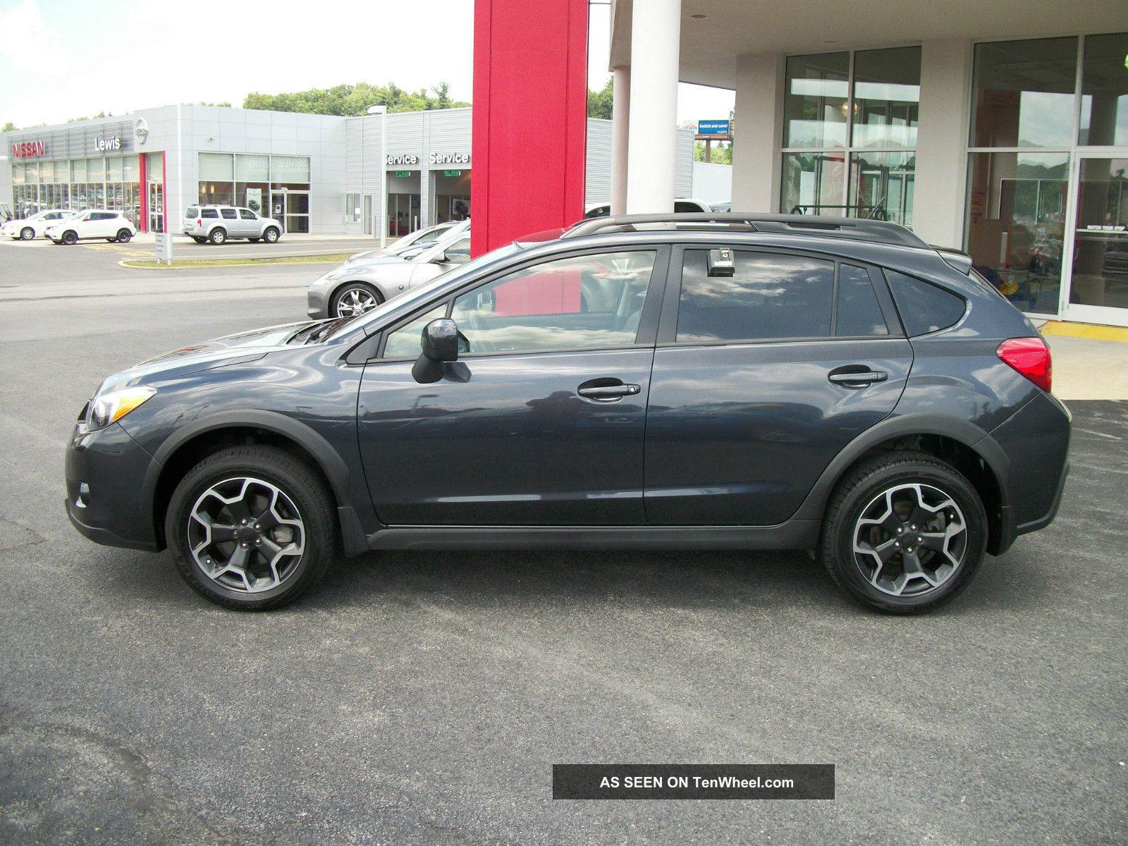 2013 subaru xv crosstrek limited wagon 4 door 2 0l sunnroof gorgeous. Black Bedroom Furniture Sets. Home Design Ideas