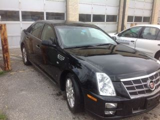 2009 Cadillac Sts Base Sedan 4 - Door 3.  6l photo