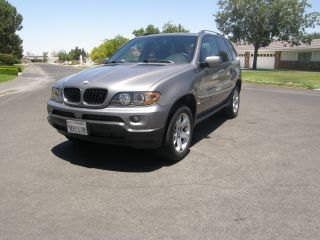 2004 Bmw X5 Sport 3.  0 (, Non Smoker,  Garage Kept) photo