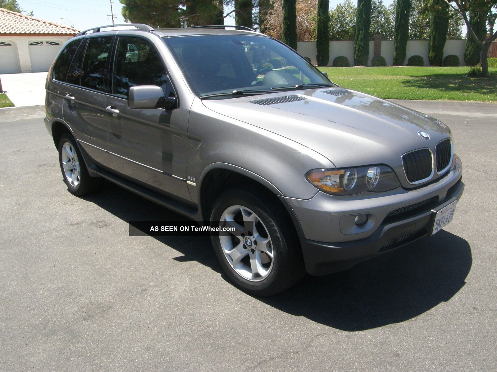 2004 bmw x5 sport 3 0 non smoker garage kept. Black Bedroom Furniture Sets. Home Design Ideas