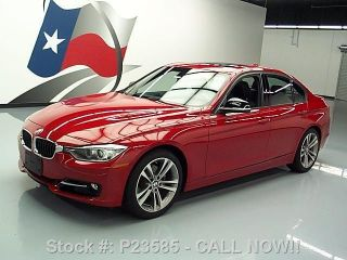 2013 Bmw 328i Sedan Turbo Auto Sport Hud 8k Texas Direct Auto photo