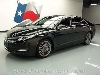 2014 Lincoln Mkz 3.  7 Tech 19 ' S 4k Texas Direct Auto photo