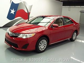 2012 Toyota Camry Le Auto Cruise Control 45k Mi Texas Direct Auto photo