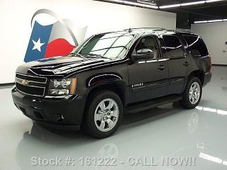 2008 Chevy Tahoe 2lt 7 - Passenger Roof Rack 20 ' S Texas Direct Auto photo