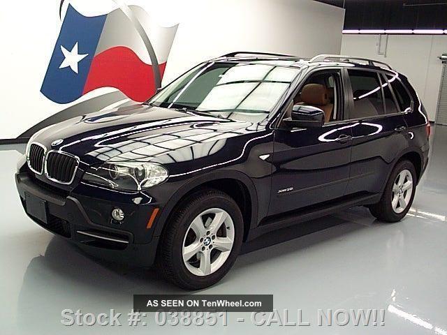 2009 Bmw X5 Xdrive30i Awd Pano 64k Texas Direct Auto X5 photo