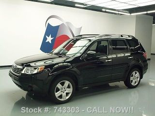 2009 Subaru Forester 2.  5 X Ltd Awd 39k Texas Direct Auto photo