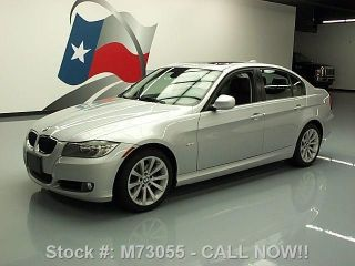 2011 Bmw 328i Sedan Automatic Alloy Wheels 31k Texas Direct Auto photo