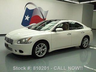 2012 Nissan Maxima 3.  5 Sv Premium Pano 29k Texas Direct Auto photo